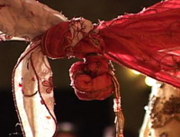 Granthi Bandhan is a traditional part of a Jain wedding ceremony