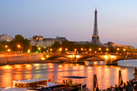 Paris is the City of Light - possibly the most romantic place on earth.